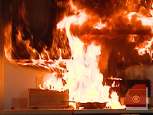 Amerex sistema contra incêndio