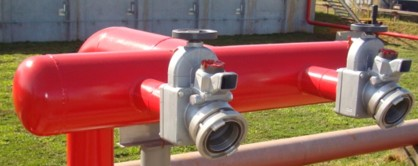 Coluna de hidrante
