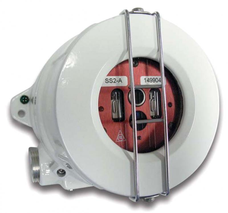 Detector de gás e fumaça