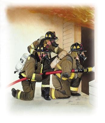 Empresas de combate contra incendio
