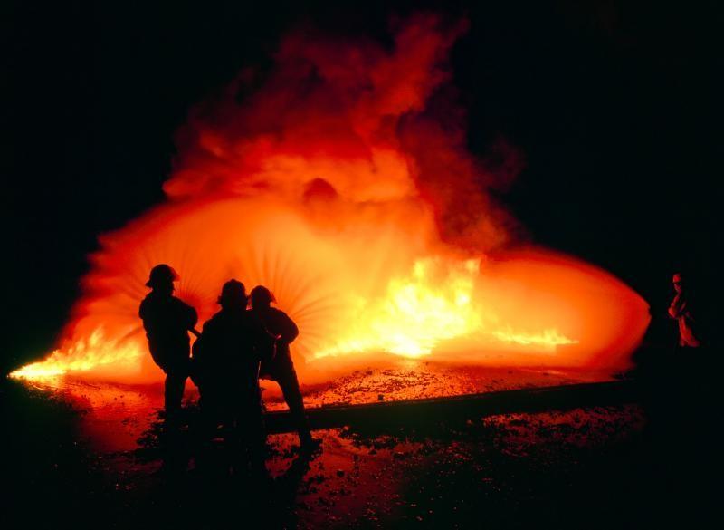 Empresas de prevenção e combate a incêndio