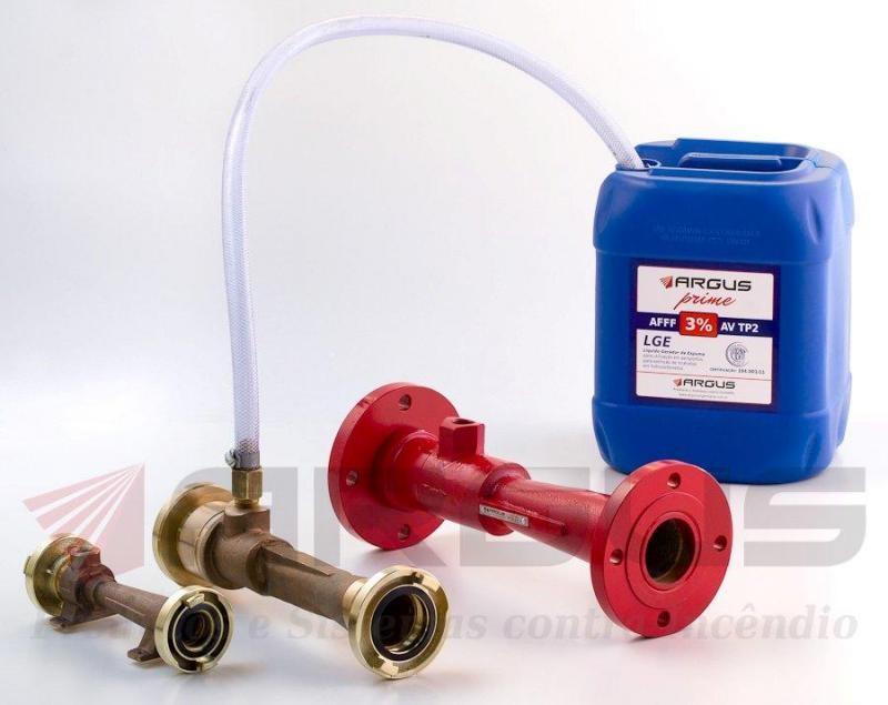 Fabricante de líquido gerador de espuma