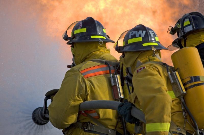 Sistema de combate a incêndio empresas