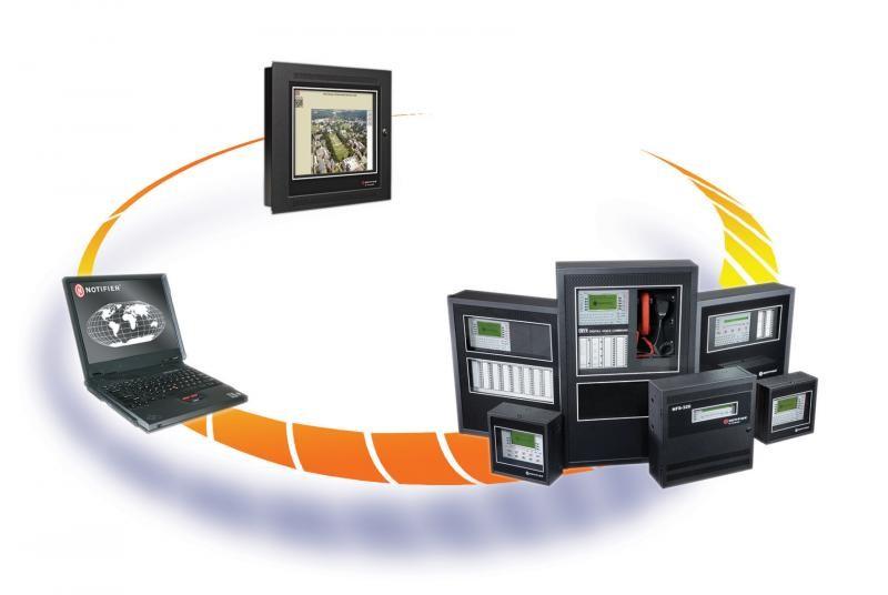 Sistema de detecção e alarme