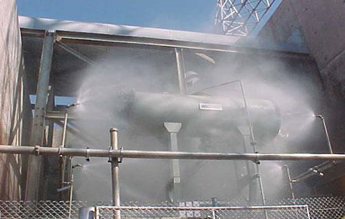 Water Spray (Dilúvio)