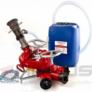 Liquido gerador de espuma preço